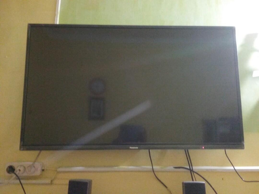 Led tv panasonic viera 43 inch