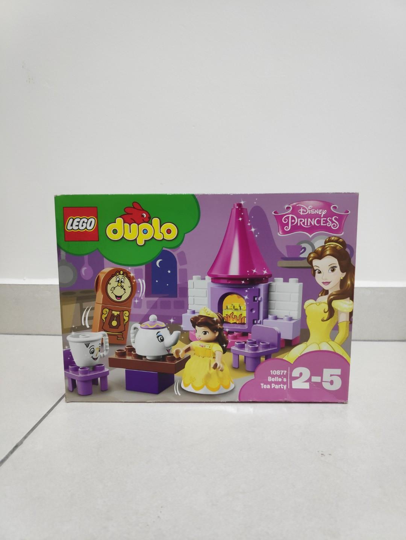 LEGO DUPLO Disney Belle's Tea Party 10877