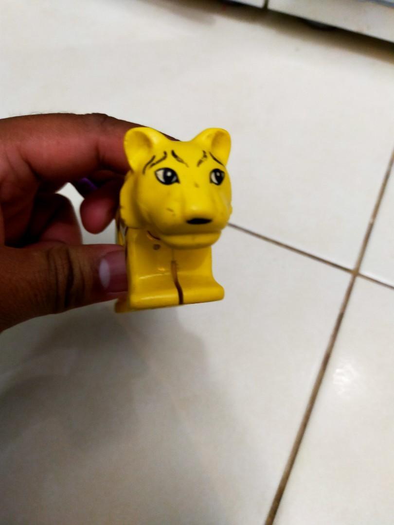Lego Tiger
