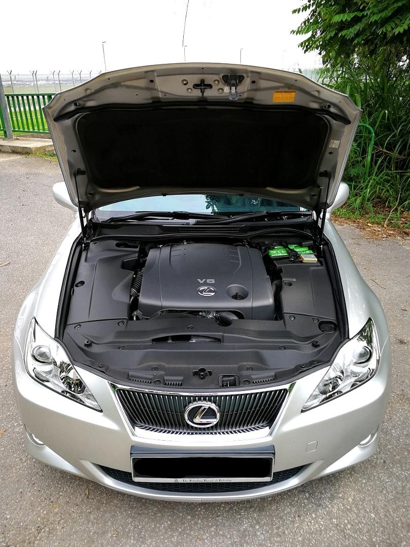 Lexus IS250 Executive (A)