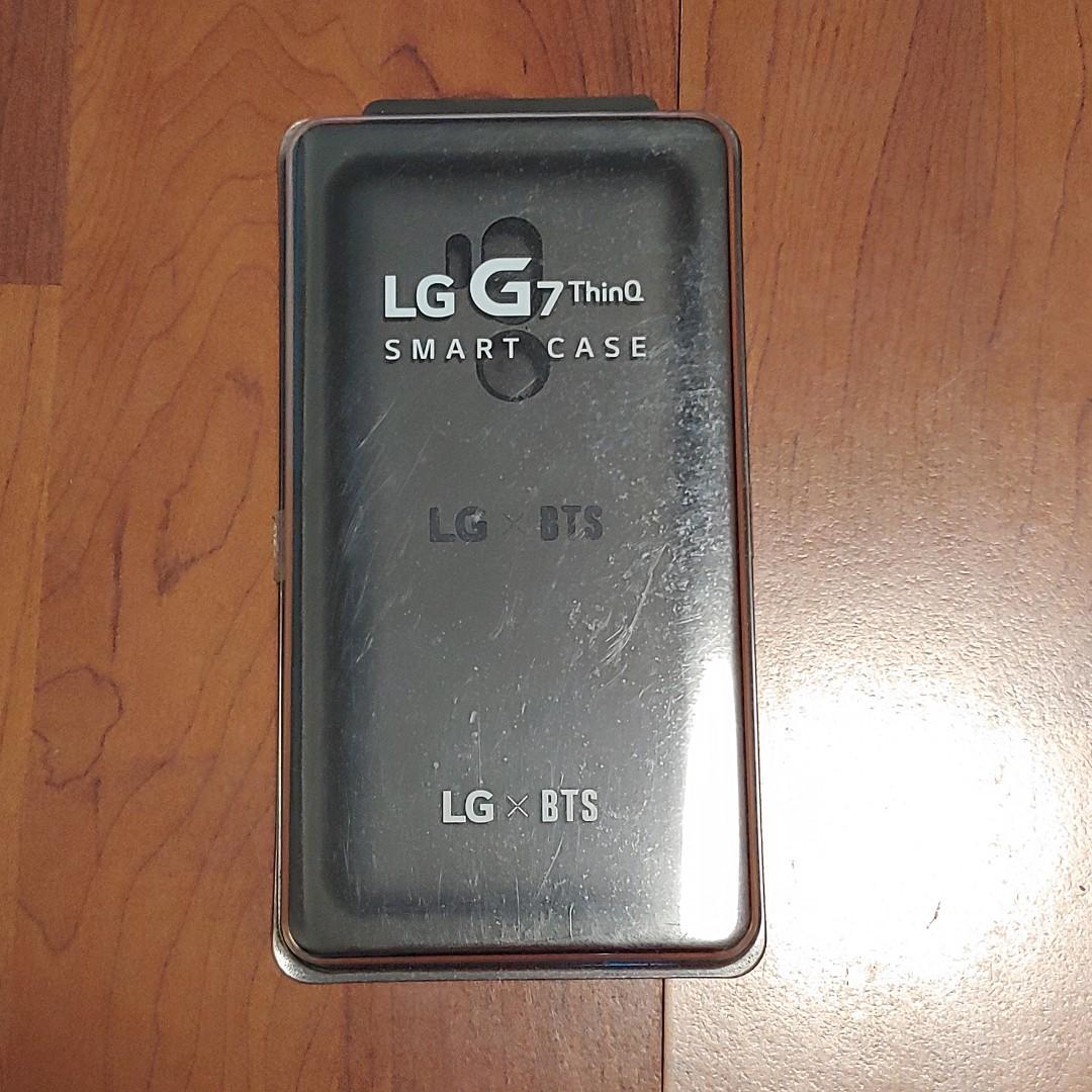 LGxBTS - LG G7 ThinQ Smart Case
