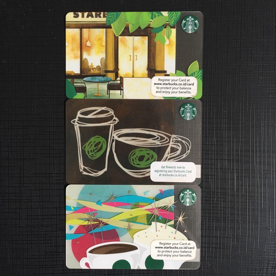 LIMITED EDITION STARBUCKS CARD