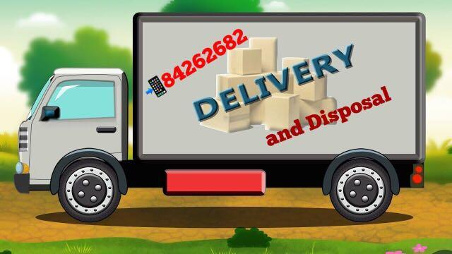 Movers /Delivery and Disposal 👍