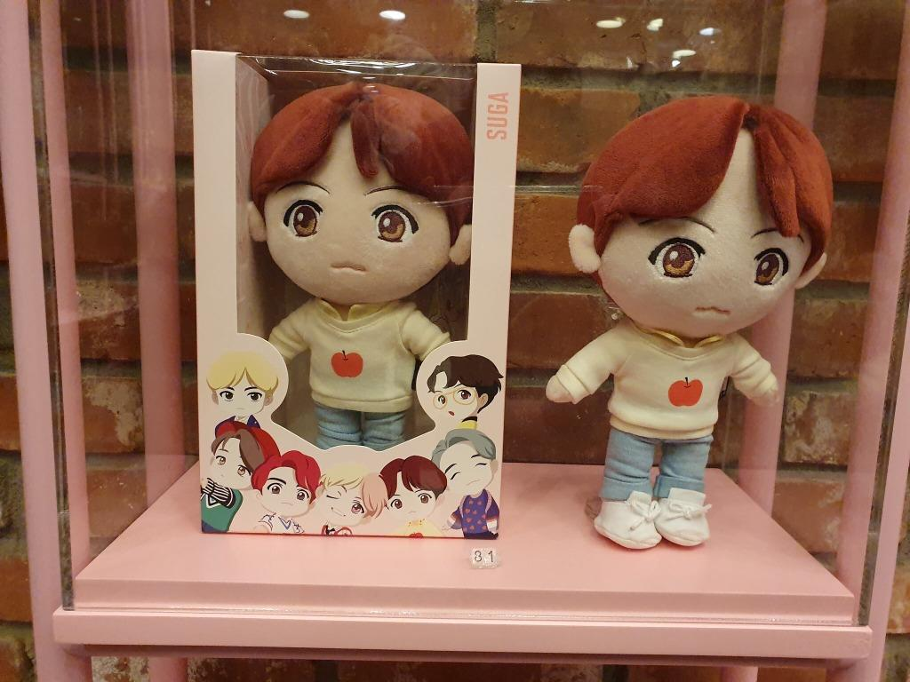[No EMS MY GO] BTS Pop Up Store: House of BTS (Character) (Limited Slot)