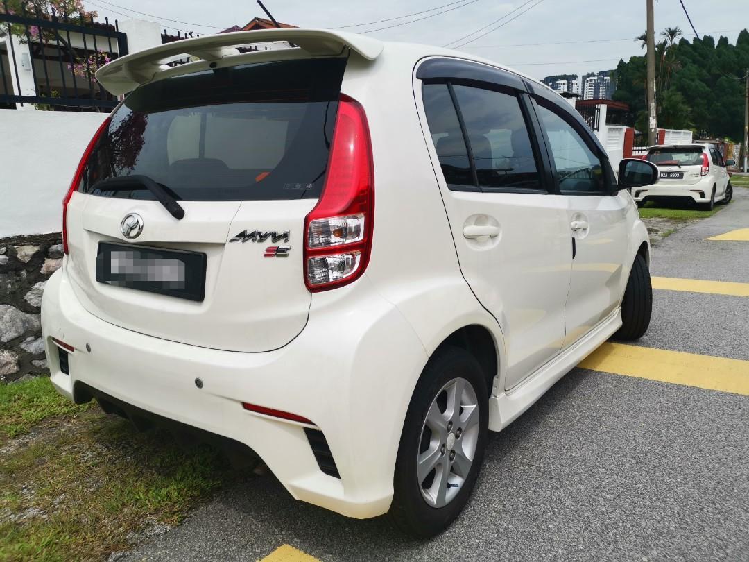Perodua Myvi 1.3 SE 2013_BLACKLIST CAN LOAN_DOWNPAYMENT 3K