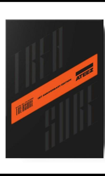 [Pre-order] Ateez- TREASURE EP. FIN: ALL TO ACTION 1st ANNIVERSARY EDITION