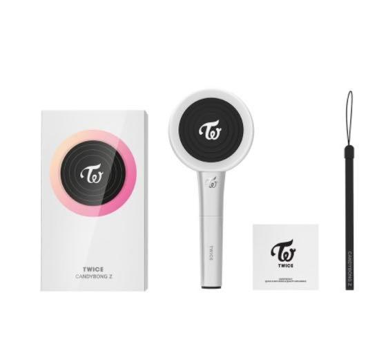 [Preorder] Twice Official Candy Bong Z