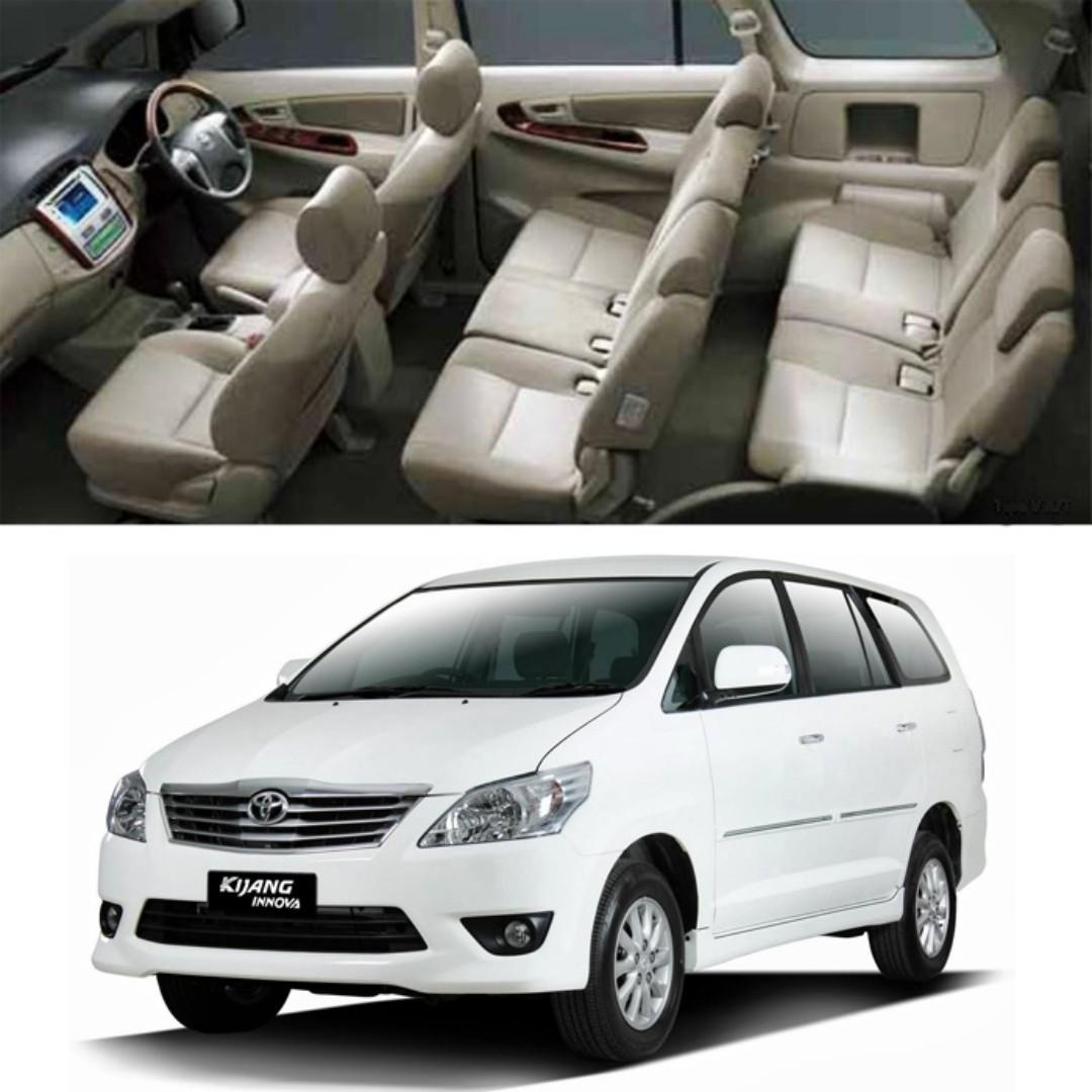 Singapore to Malaysia SG to KSL Legoland Kukup Desaru Mersing Malacca KL Genting Ipoh MPV Taxi