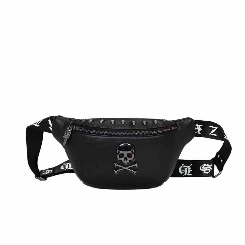 Skull waistbag imported