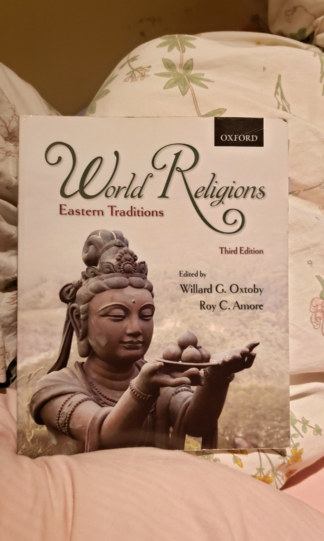 SRS2113 📚 World Religions Eastern Traditions  3rd Ed.