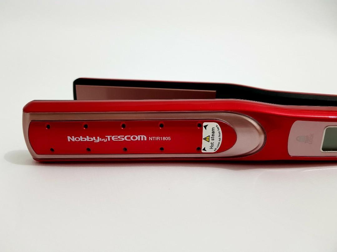 Tescom NTIR1805 - NEGATIVE IONIC HAIR IRON