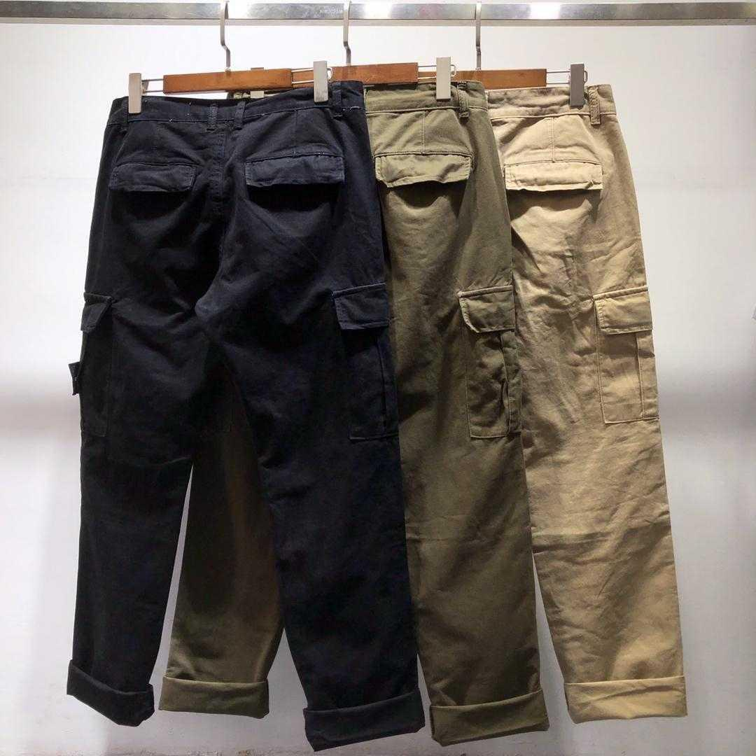 [TOP] Stone Island pants pocket normal size•30/32/34/36