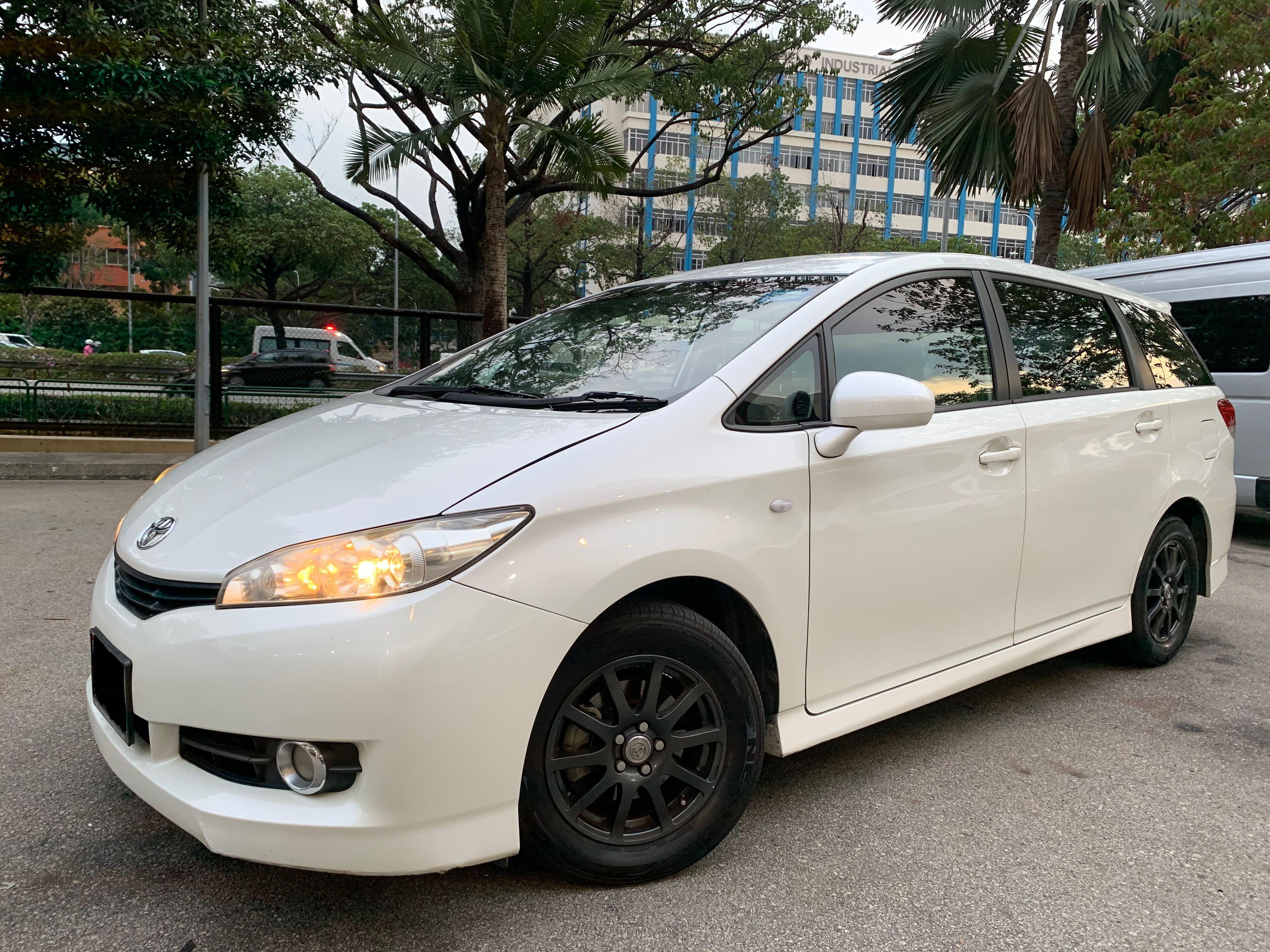 Toyota Wish 2.0A