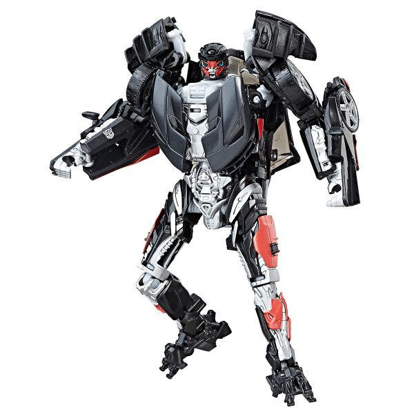 Transformers the last knight Optimus prime Deluxe class Hot Rod