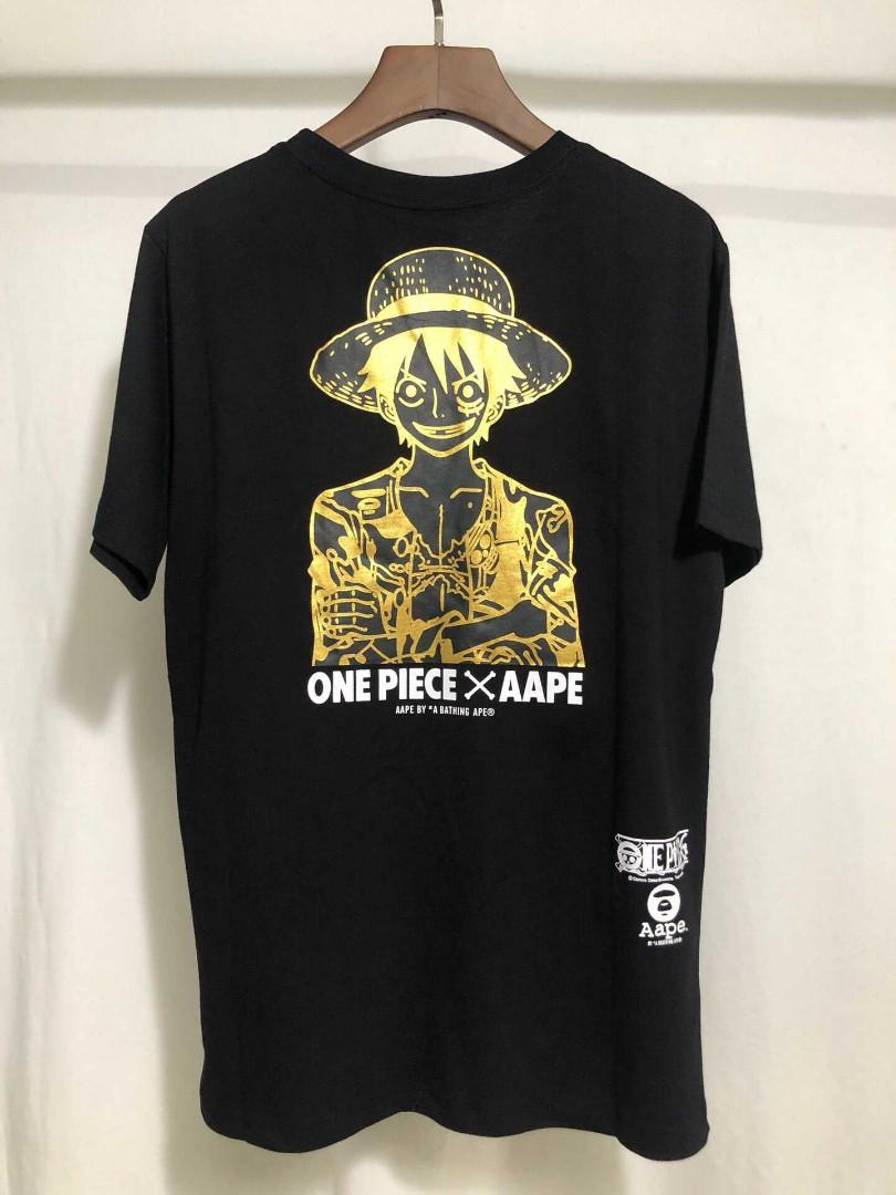 Tshirt Aape x Onepiece tee normal size M-XXL