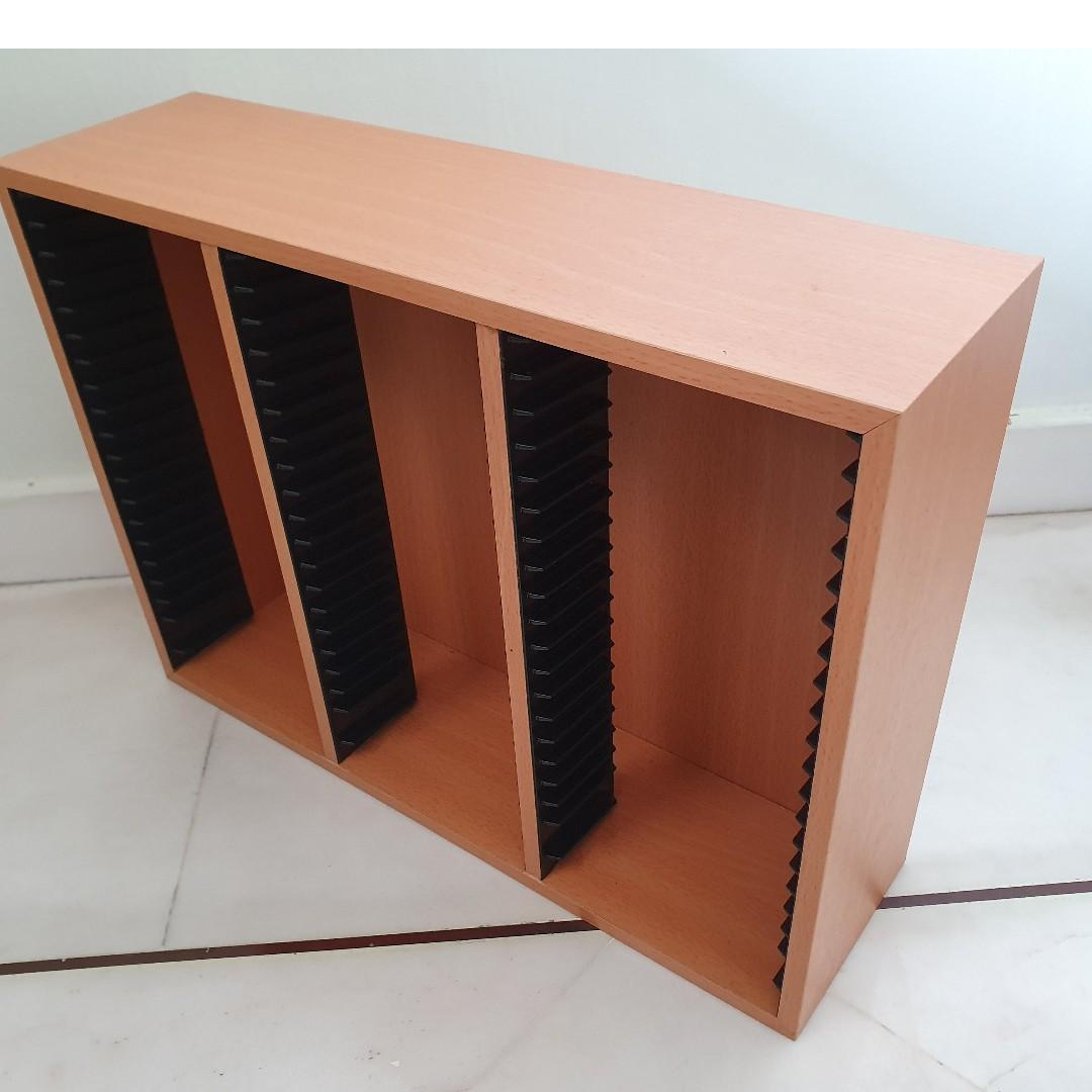 Video CD Rack - Stores up to 60 VCD