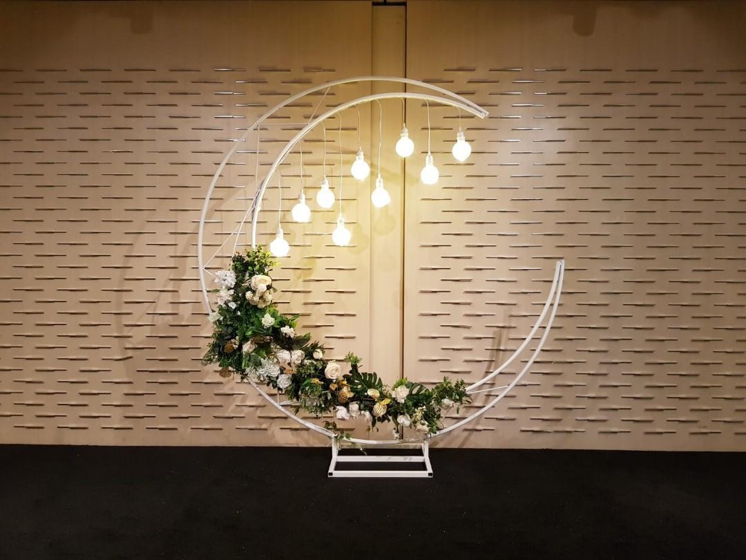 Wedding Floral Arch
