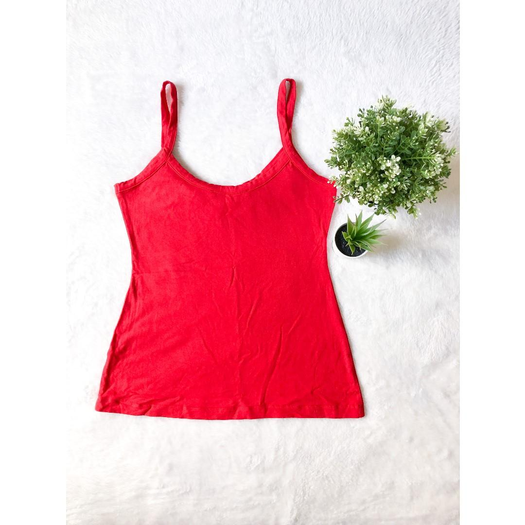 Women's Review Sleeveless Top (Size 10) (Pre-Loved)