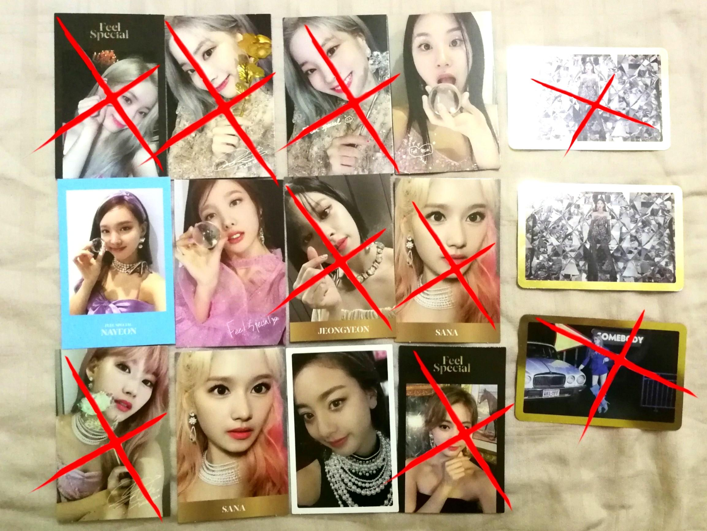 [WTS] TWICE FEEL SPECIAL PC