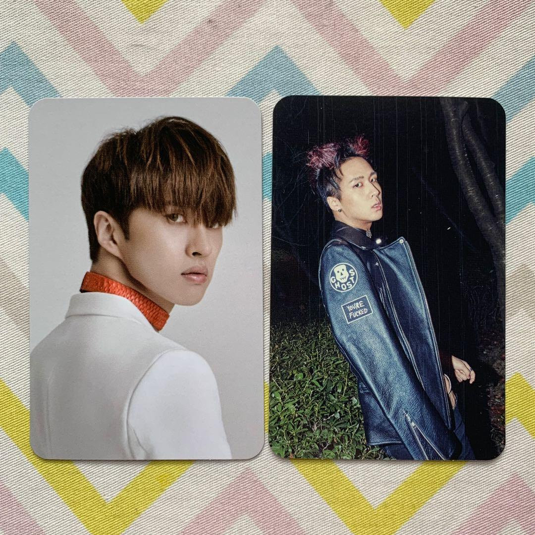 Wts Vixx Chained Up Photocard Pc
