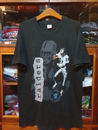 Vintage NFL Los Angeles Raiders Tshirt