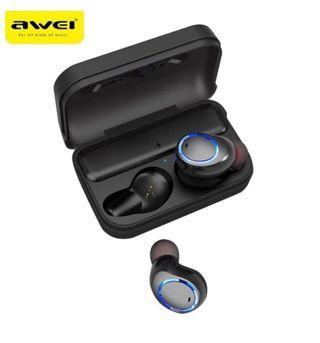 AWEI 用維T3真雙無線藍牙5.0耳機 (真正的雙耳無線) wireless earbuds
