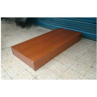 【健利傢俱行】單人床架 3分 二手單人床架 中古單人床架