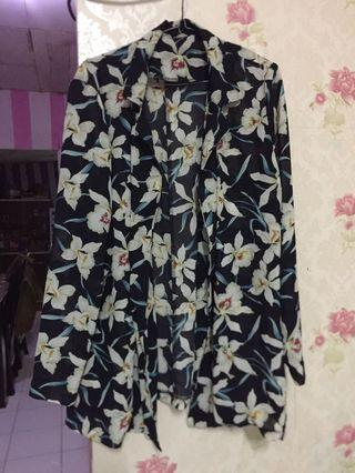 Outer floral / outer flower / outer bunga