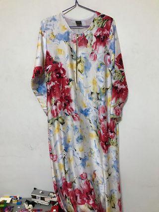 MCC jubah dress