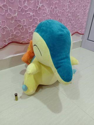 Cyndaquil big plushy LIMITED SALE