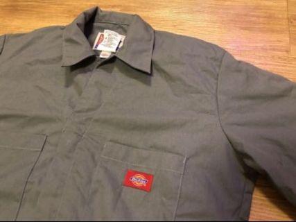 dickies 正版 連身工裝 連身工作服 灰色
