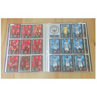 2018/19 Match Attax Collection (79% Completed)