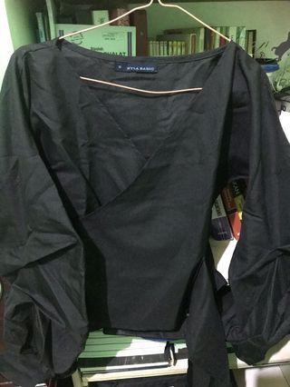 nyla basic blouse