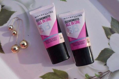 Maybelline Clear Smooth BB Cream SPF 21/pa+++ 18ml