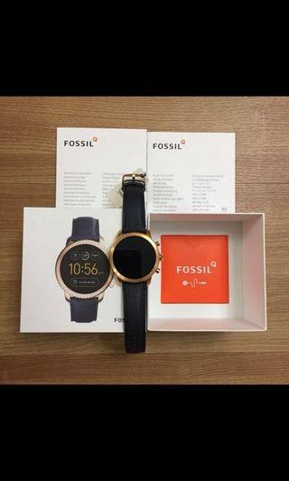 Fossil smart watch gen 3