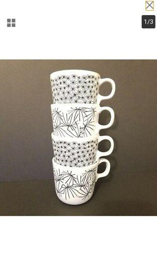 IKEA coffee mug x7