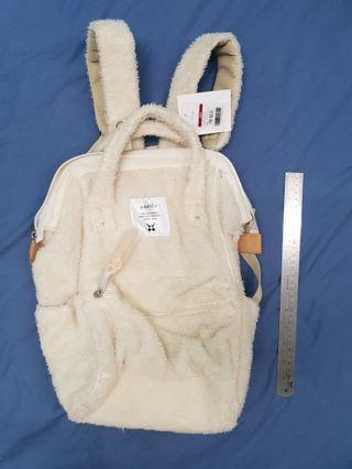 Anello Backpack Cream Small