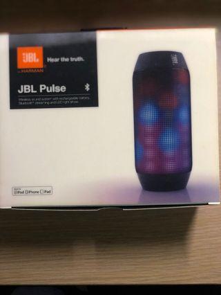 JBL PLUSE藍牙喇叭 九成新