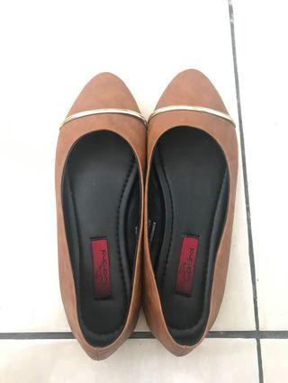 Flatshoes cardinal