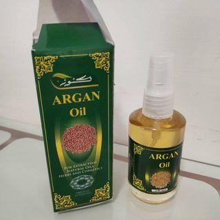 出清**Argan oil 堅果精油 容量50ml 價格500