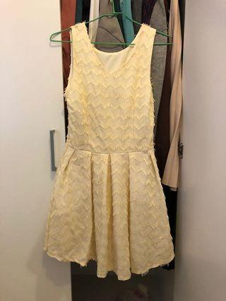 #5折清衣櫃-美美小洋裝,可穿到m,伴娘僅穿一次