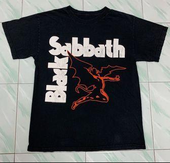 Band T-shirt Black Sabbath