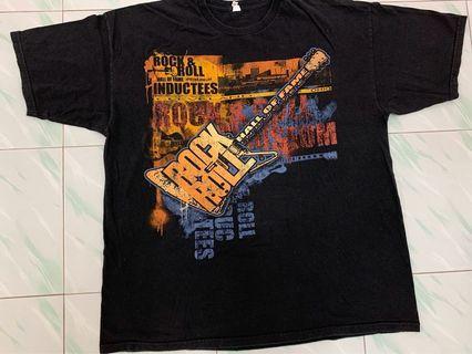 Band T-shirt Rick Festivals Suze XL