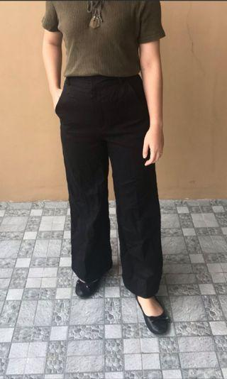 Black Pants Uniqlo