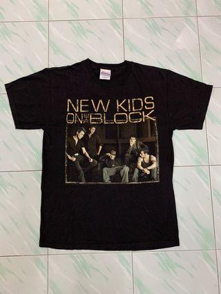 Band T-shirt New Kids On The Block Size M