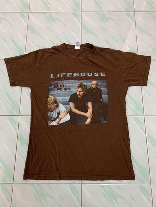 Band T-shirt Lifehouse Size M