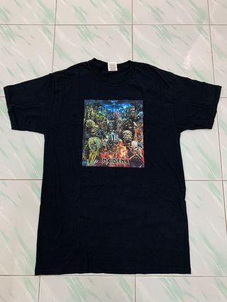 Band T-shirt Iron Maiden Size M