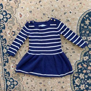 Baby Gap Peplum Top/Dress