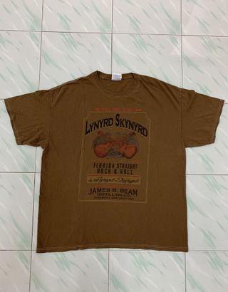 Band T-shirt Lynyrd Skynyrd Size XL