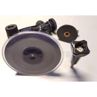 車用吸盤 強力吸盤 吸盤支架(Indts360 One X、Theta V、GoPro Hero 7均適用)